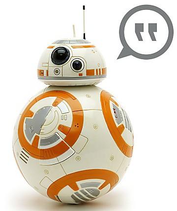 BB-8 Talking Figure - 9 1 2 - Star Wars The Force Awakens