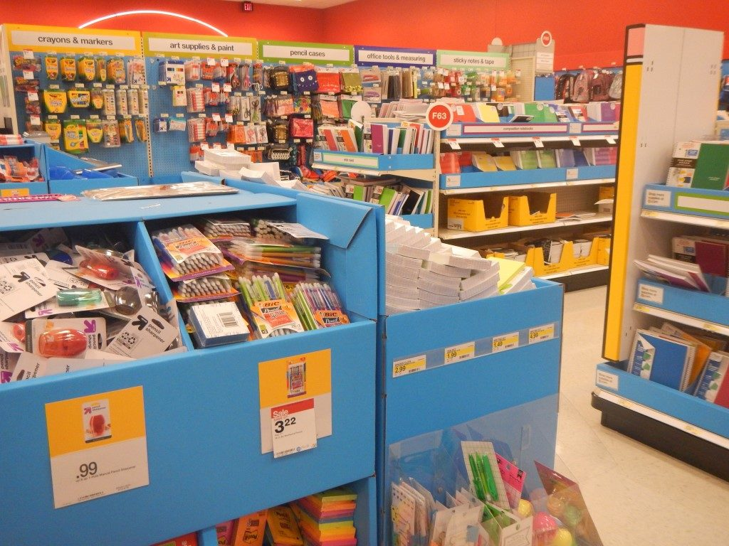 This is an image of Ambitious School Supply Coupons Printable