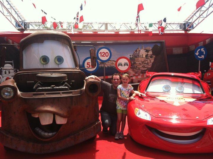 Disneyland Kids First Visit