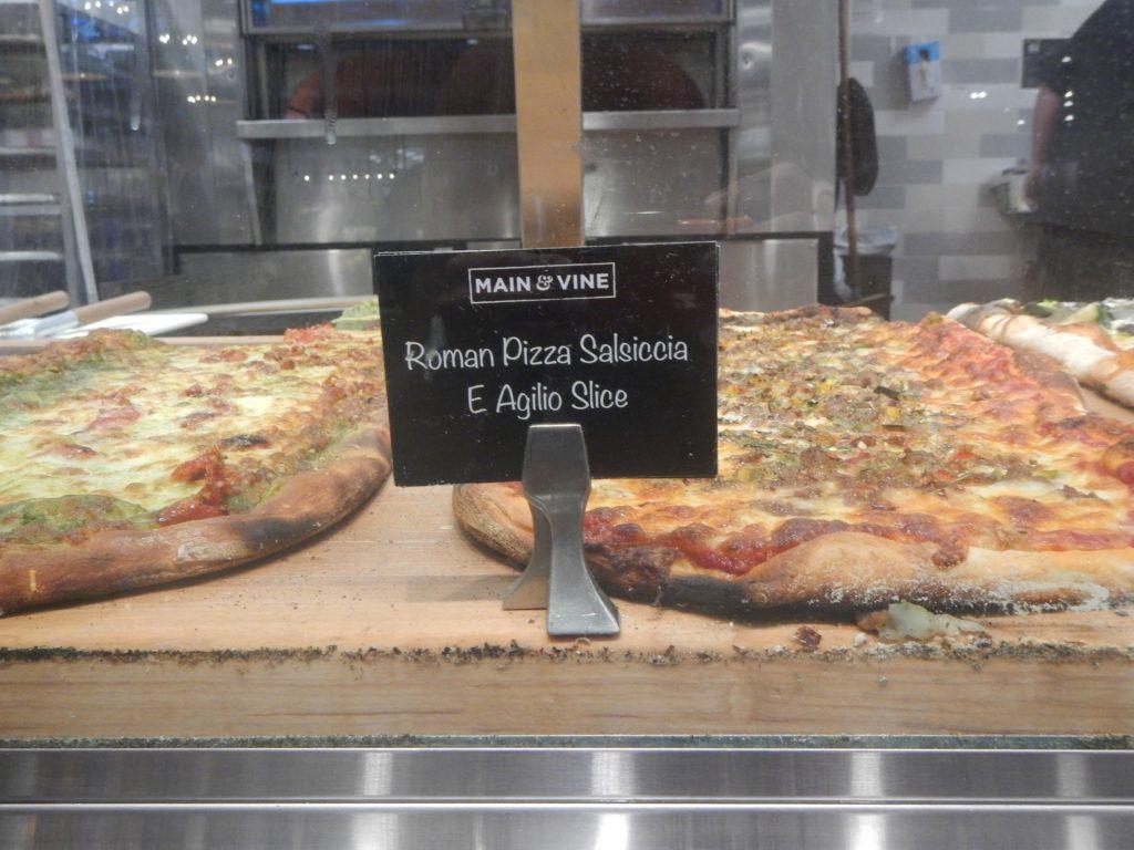 Main and Vine Pizza