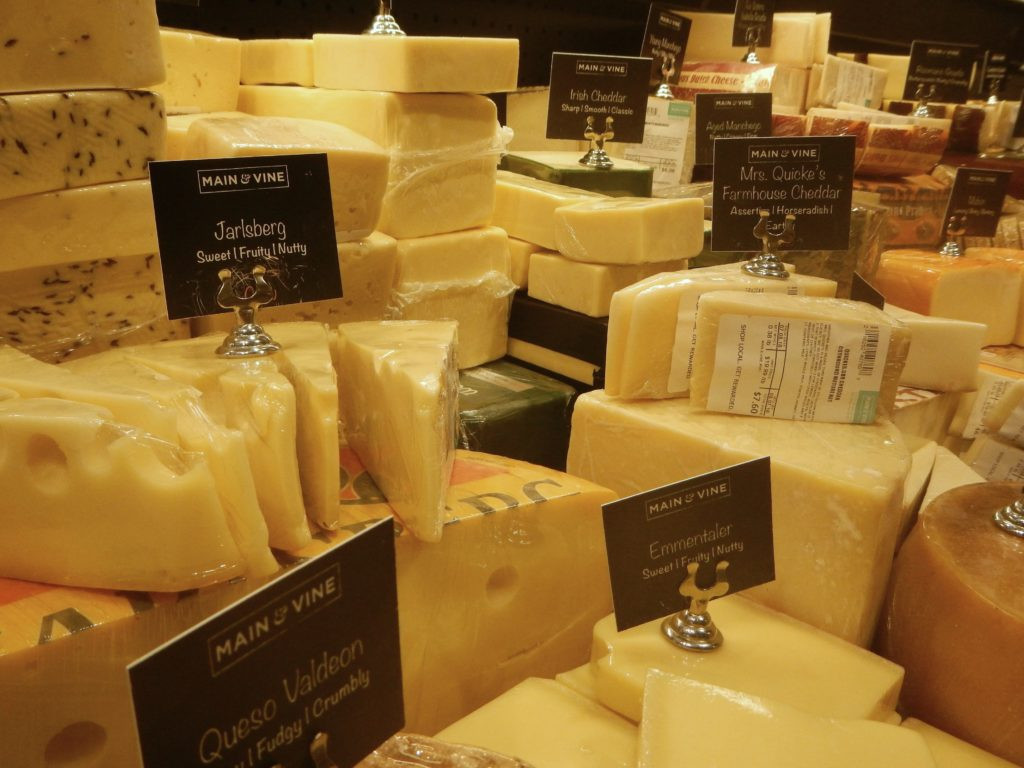 Main & Vine Specialty Cheese