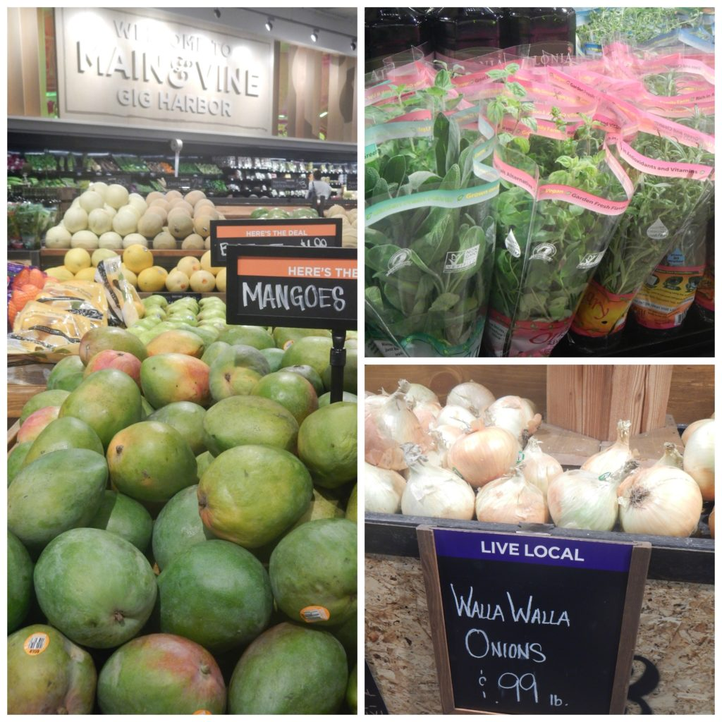 Main and Vine Produce