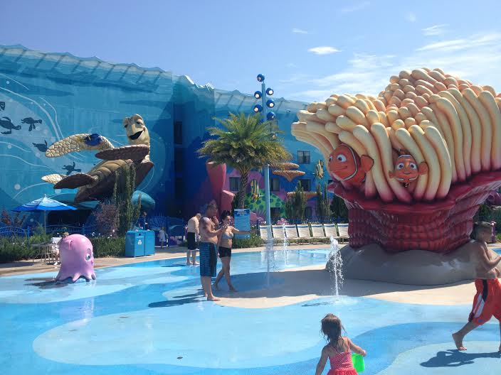 Nemo Splash Area Wide