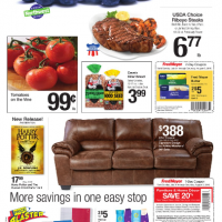 Fred Meyer Ad 7/31