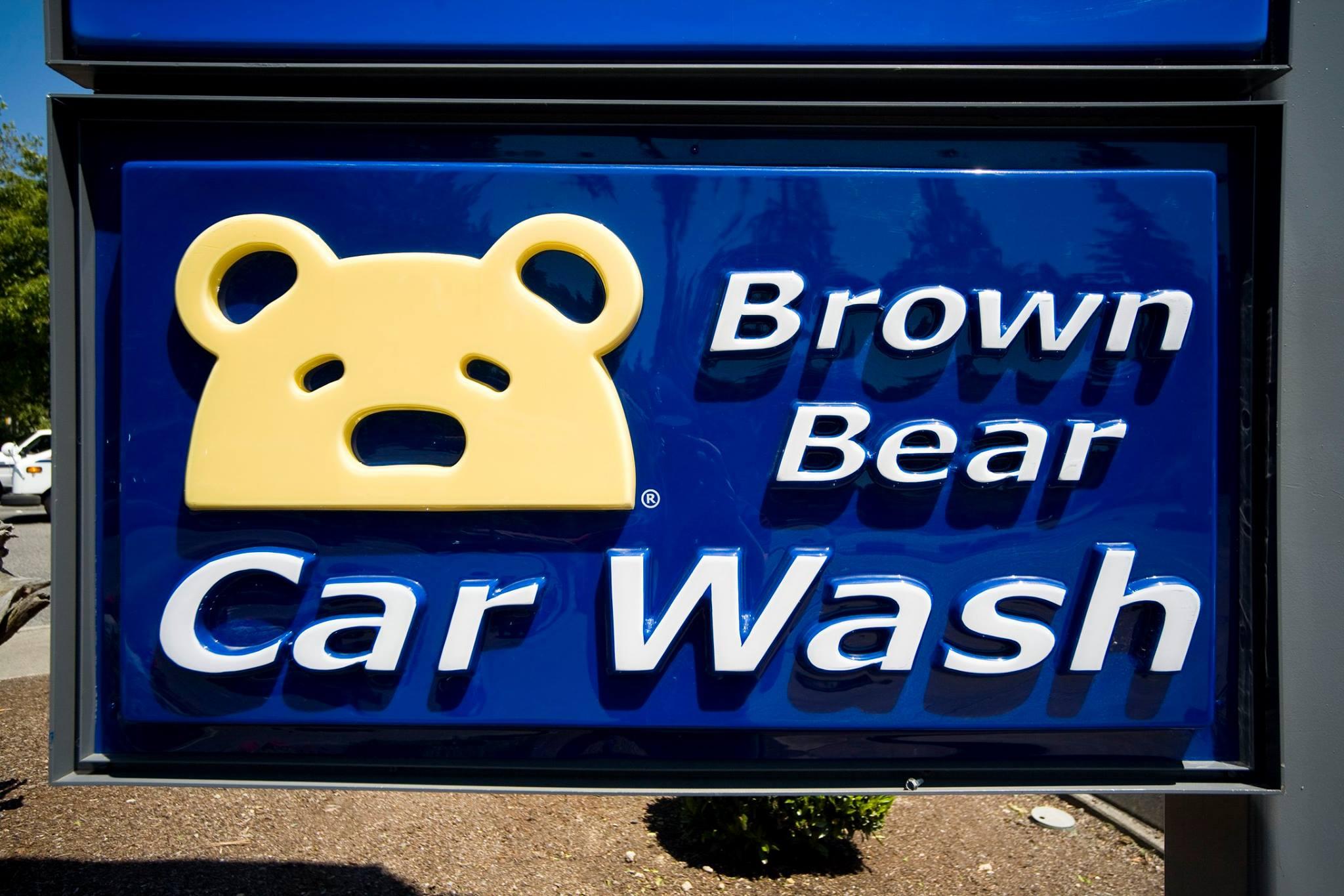 Brown Bear Car Wash Auburn