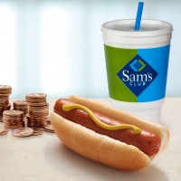 Sam's Club: Get a hot dog + drink for just $1 (Plus, check out this membership deal!)