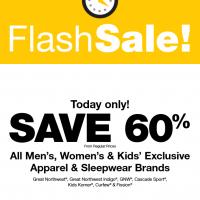 Fred Meyer Apparel Flash Sale