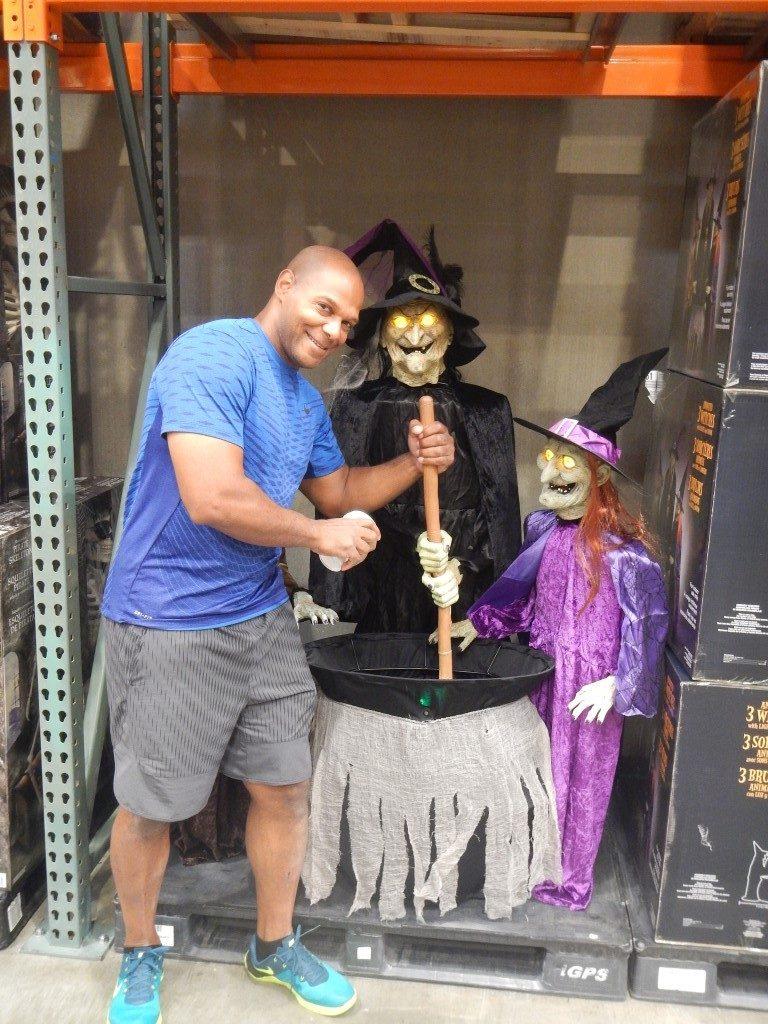 Halloween Displays at Target