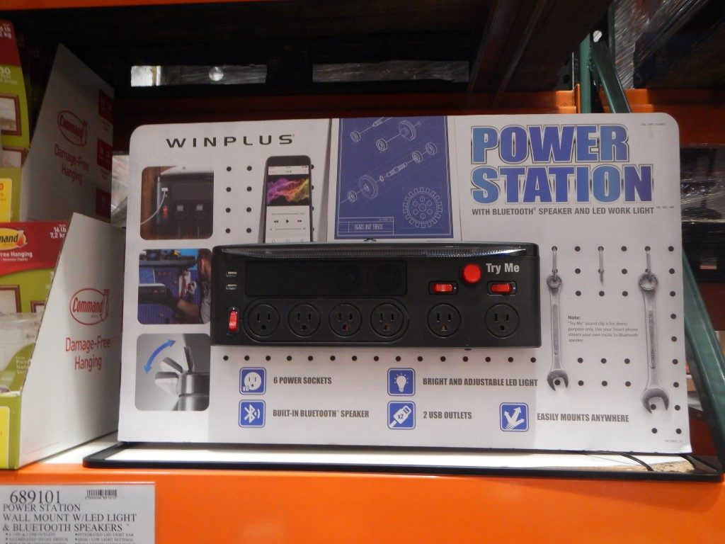 Power Station at Costco