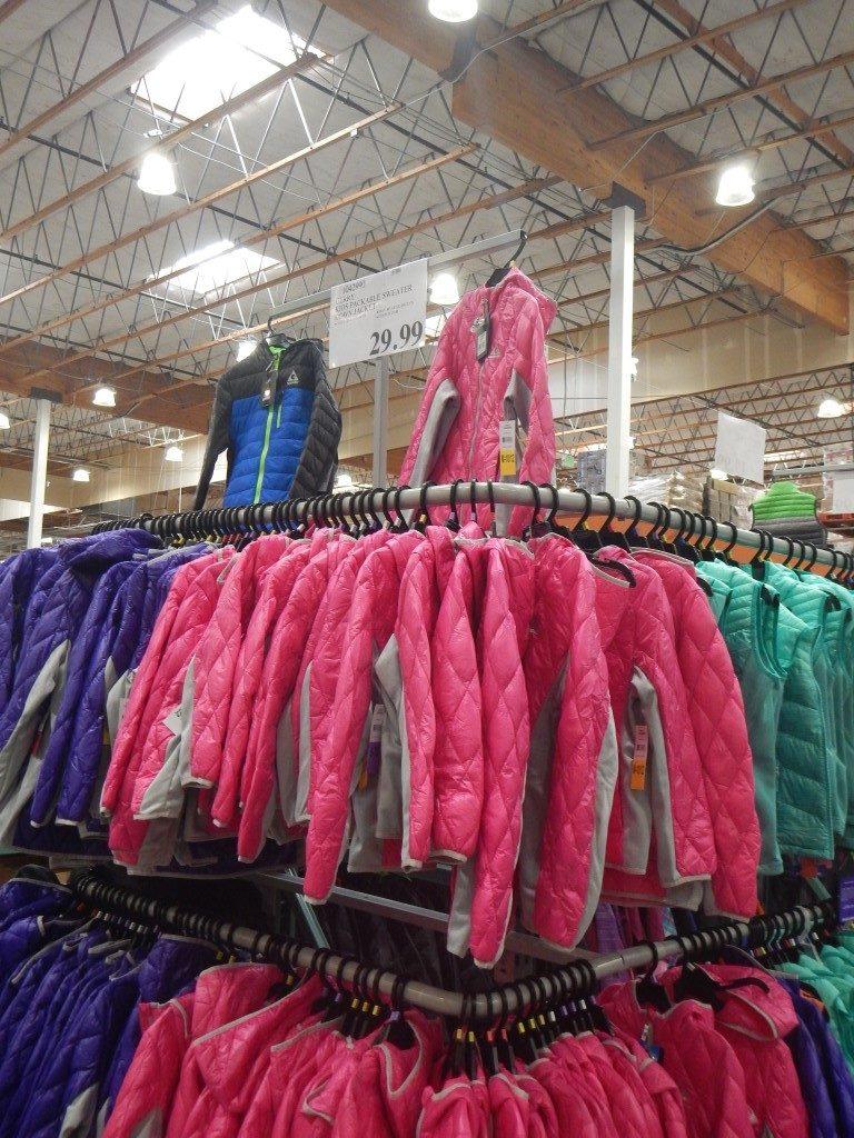 Ski Jacket at Costco