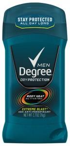 Degree Men Antiperspirant and Deodorant, Extreme Blast 2.7 oz