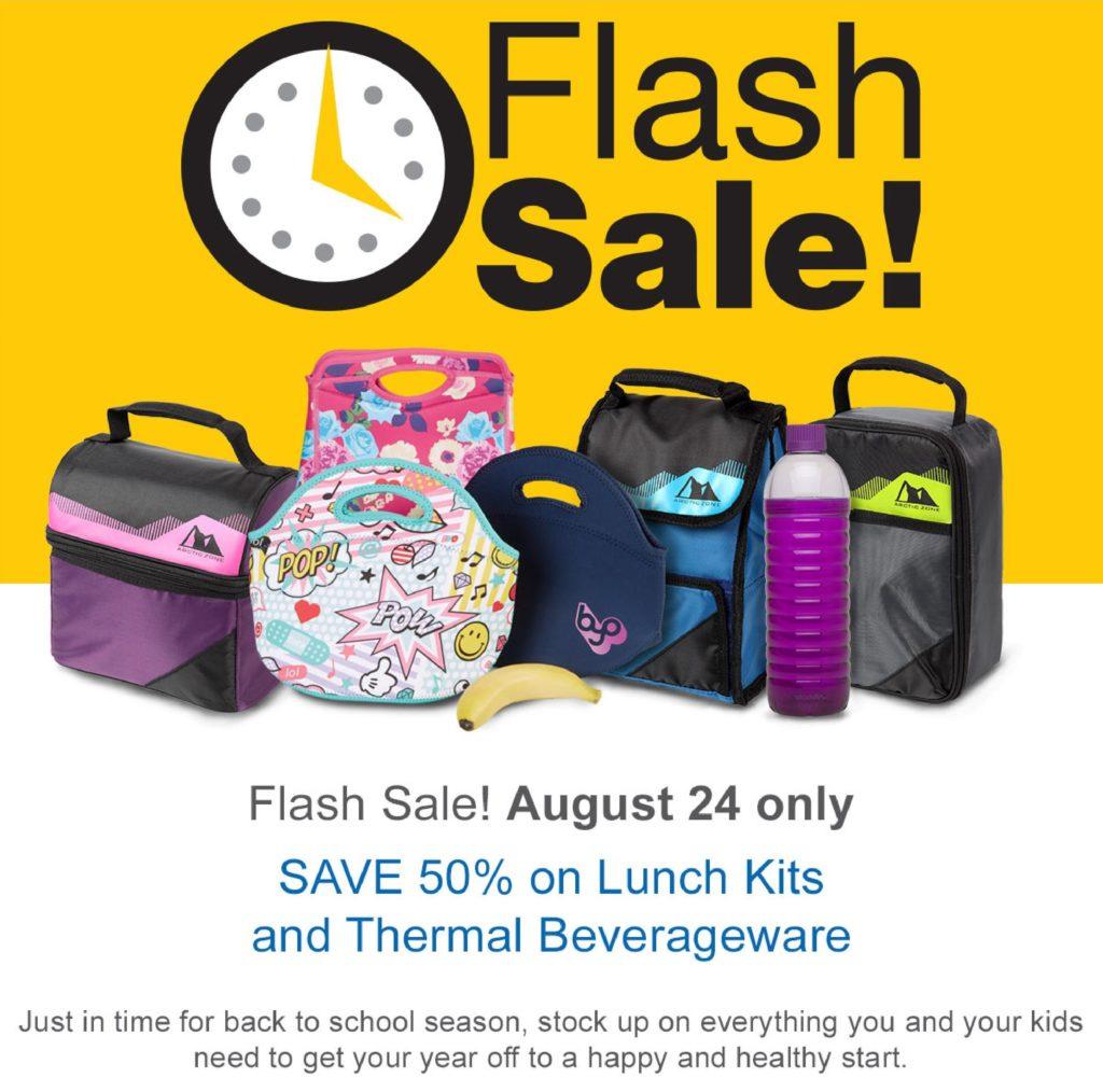 Lunch Kits Flash Sale