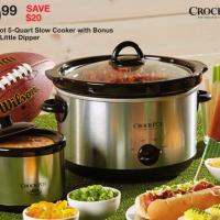Crockpot on Sale Fred Meyer
