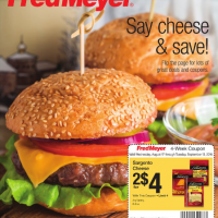 Fred Meyer Extra Savings Booklet