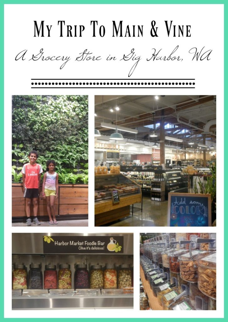 Main & Vine: Get to know this unique Kroger Store in Gig Harbor, Washington!