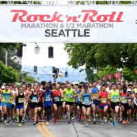 Rock 'n' Roll Marathon Seattle 2017 Presale – $55 Half, $65 Full (Groupon)
