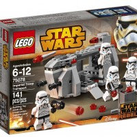 LEGO Star Wars Imperial Troop Transport for $10.25 (+ LOTS of other sets on sale up to 36% off!)