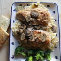 Chicken Marsala {Fred Meyer Taste of Italy Recipe}