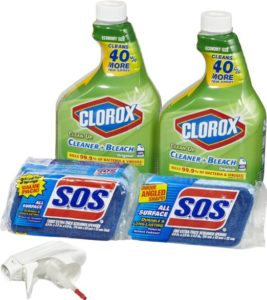 clorox-clean-up-bleach-cleaner-spray-and-s-o-s-all-surface-scrubber-sponge-value-pack-32-oz-bottles-2-count-sponges4-count