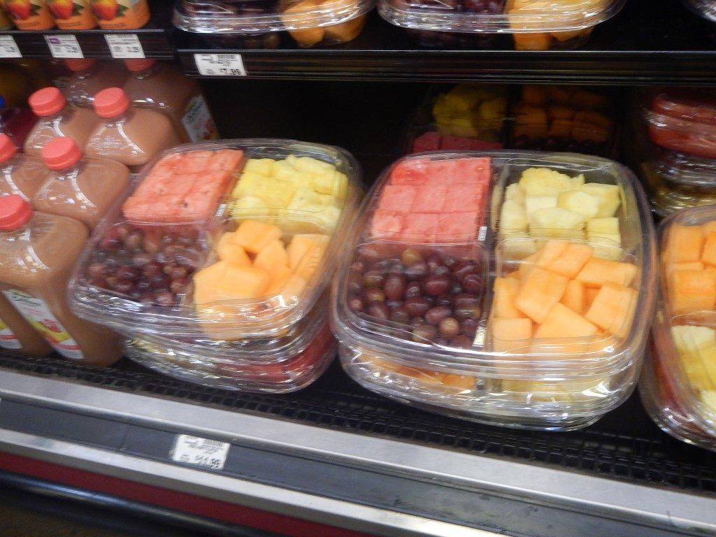 Prepped Fruit Platters