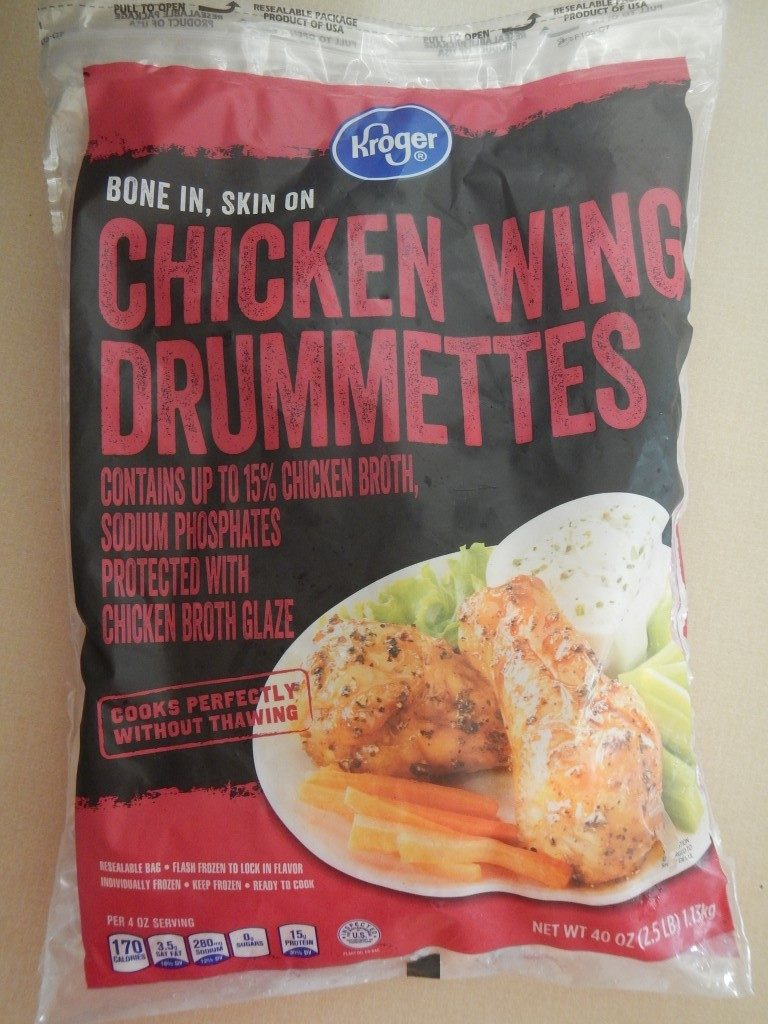 Chicken WIngs Drummettes