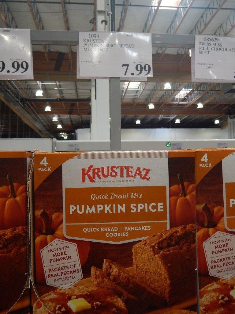 Pumpkin Bread Baking Kit