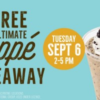 FREE Small Oreo Frappe at Dairy Queen – Tuesday, Sept 6th