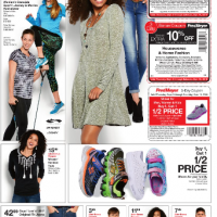 Fred Meyer 3 Day Sale Ad
