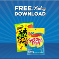 Fred Meyer/QFC/Kroger Download: FREE Sour Patch Kids or Swedish Fish (9/23 only)