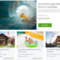 *LAST DAY* Great Wolf Lodge on Groupon – as low as $159/night for a Family Suite + possible $50 dining credit!