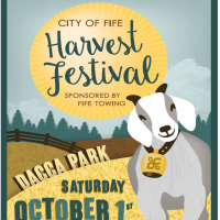 Fife Harvest Festival: Saturday, October 1st (Free Family Fun)