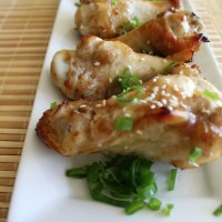 Easy Sesame Chicken Wings Recipe {Perfect for Football Games!}