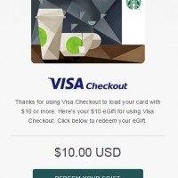 *HOT* Starbucks: Load Your Card via the App, Get $10 Extra!