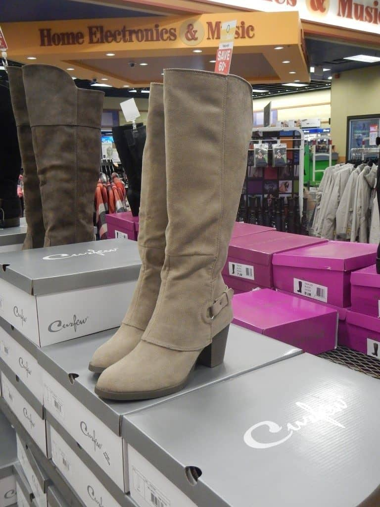 Women's Boots on Sale at Fred Meyer