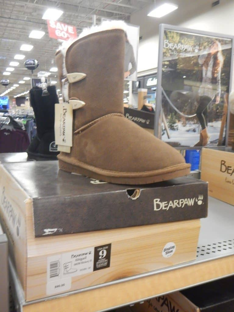 Bearpaw Boots on Sale at Fred Meyer
