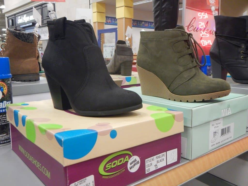 Booties on Sale