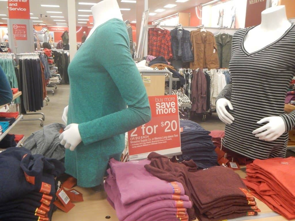 Merona Tees at Target