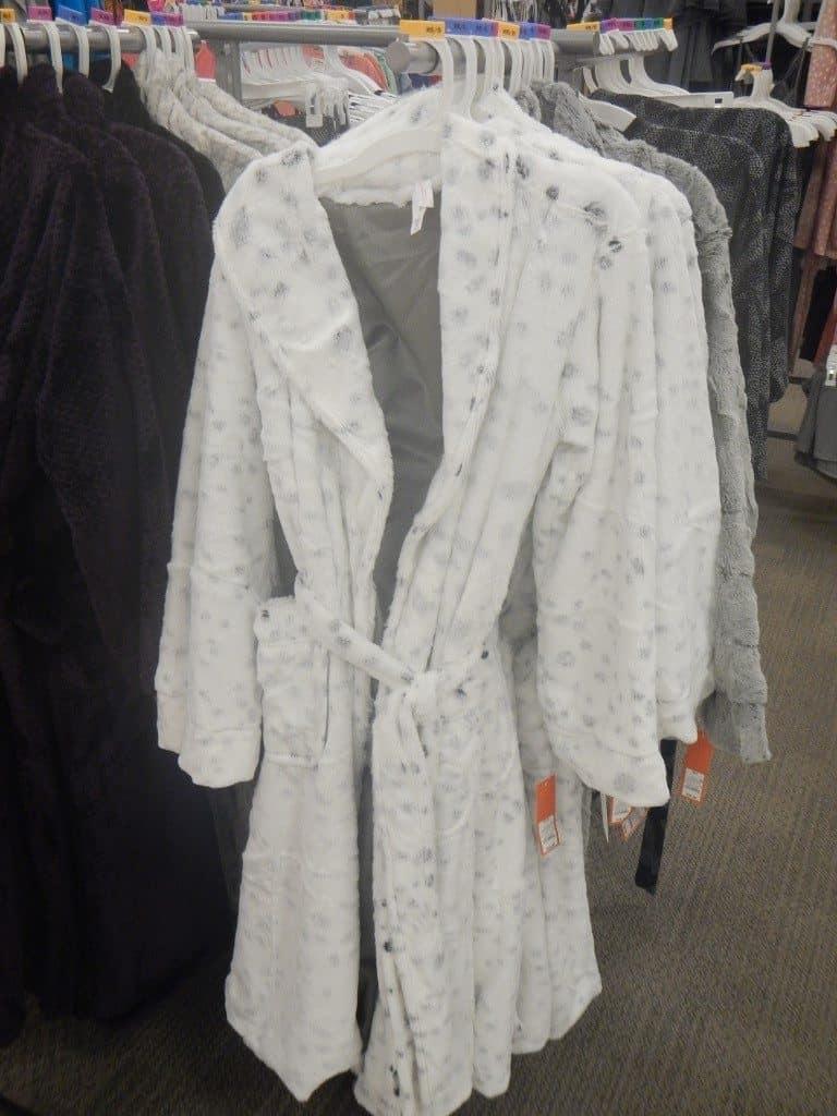 Robe at Target