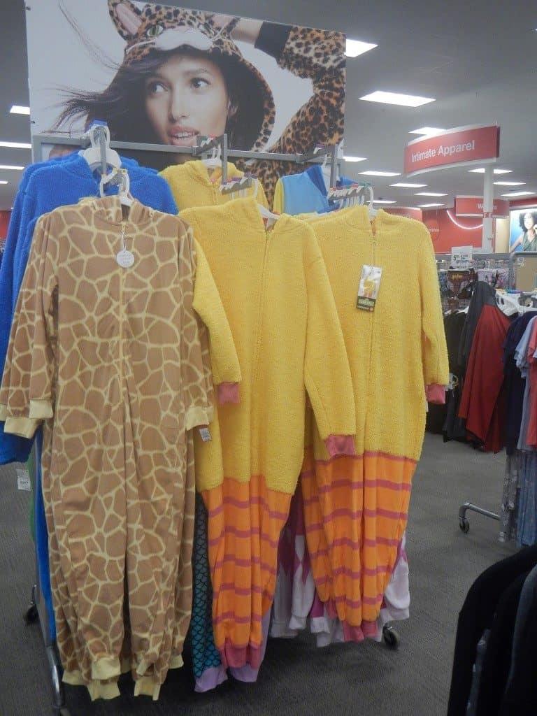 Cute Sleepwear at Target