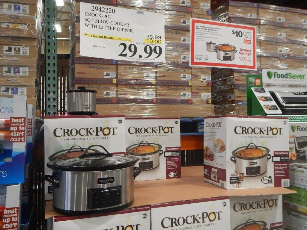 Crock-Pot at Costco