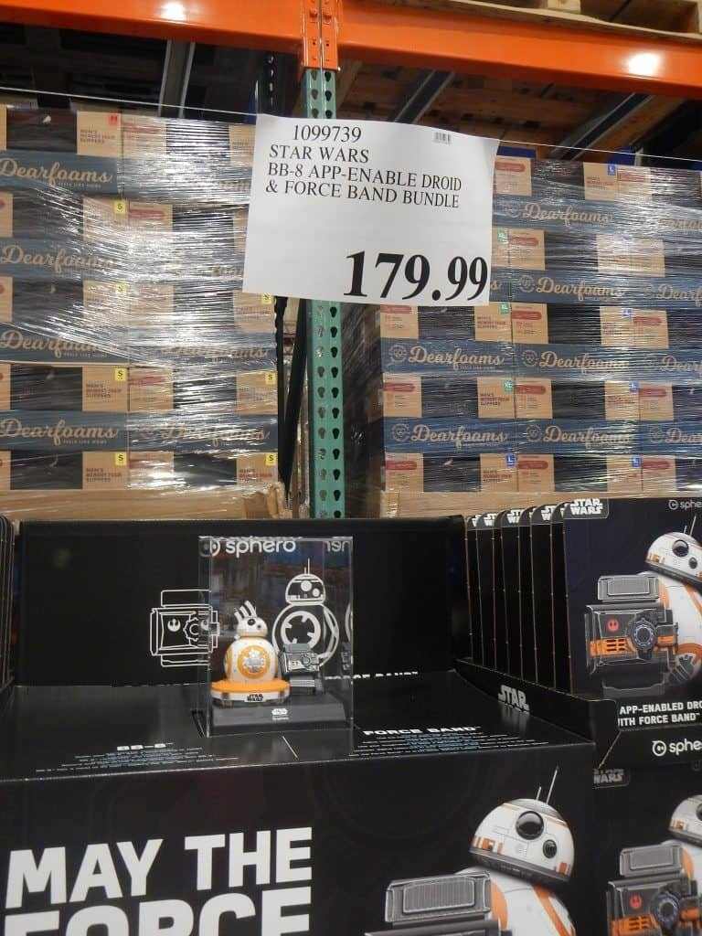 BB8 Toy at Costco