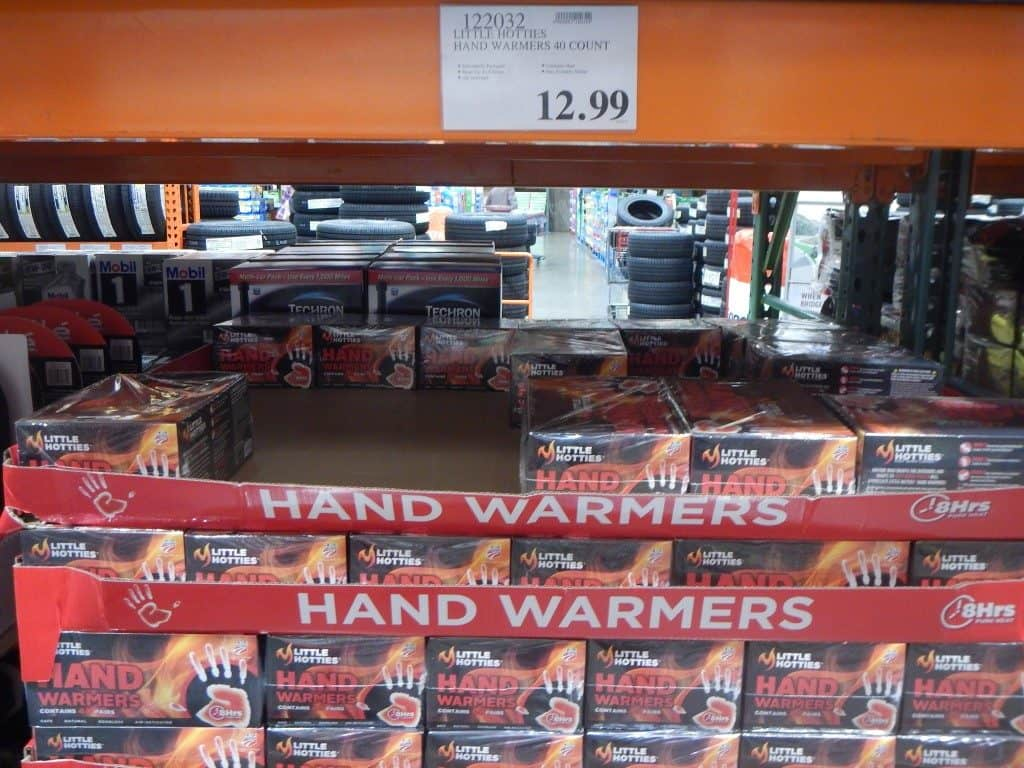 Little Hand Warmers at Costco