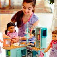 Toys 'R' Us Stores: American Girl Truly Me Event, 10/29