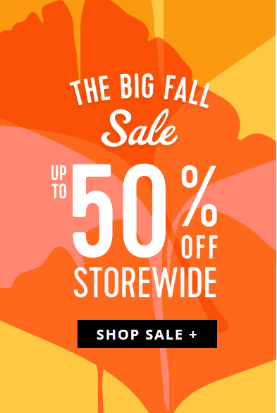 Big Fall Sale - Old Navy