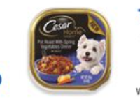 Fred Meyer/QFC/Kroger Download: FREE Cesar Wet Dog Food (10/28 only)