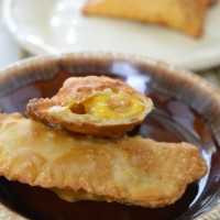 Turkey & Cheese Empanadas Recipe