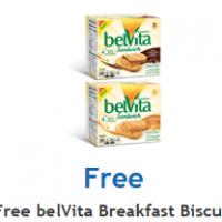 Fred Meyer/QFC/Kroger Download: FREE belVita Breakfast Biscuit (10/7 only)