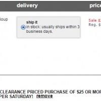 *HOT* Macy's: Belgique 3-Quart Soup Pots for $4.99 after rebate ($40 off!)