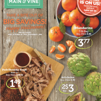 My Favorite Deals from the Main & Vine Ad: 10/26 – 11/1