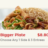 Panda Express: Save $3 off Online Order of $5+